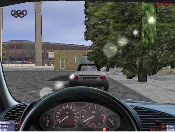 3D模拟开车 V3.18绿色免费版