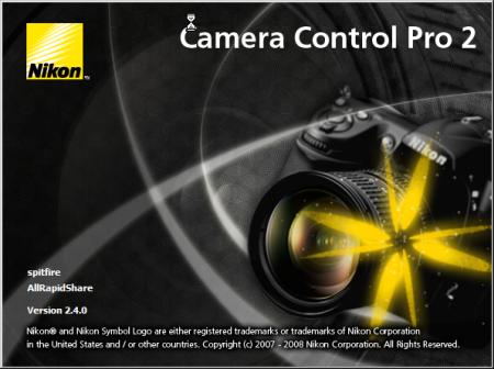 Nikon Camera Control Pro v2.7.1 破解版
