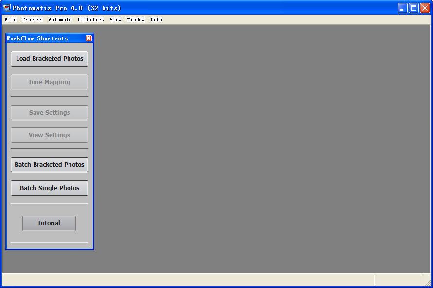 Photomatix Pro(数字照片处理软件) v4.1 绿色版
