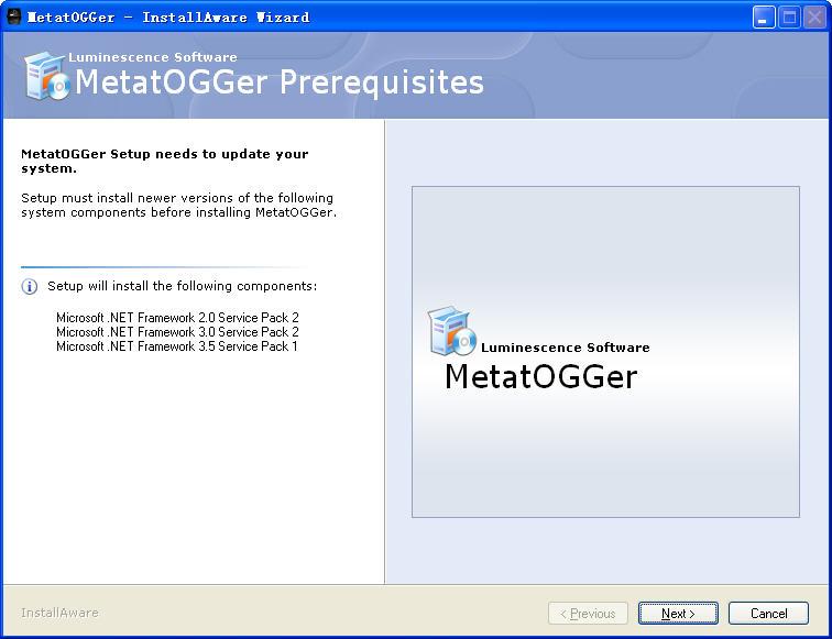 MetatOGGer(标签、重命名和安排Ogg和MP3文件) 4.1 英文安装版