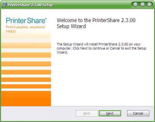 PrinterShare(打印机共享工具) Vv2.3.08 免费版