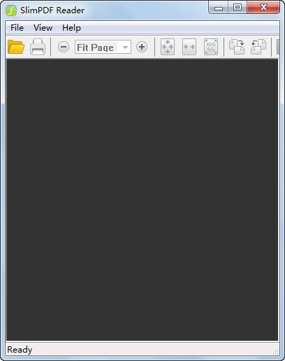 PDF阅读器SlimPDF ReaderV1.0 英文绿色免费版