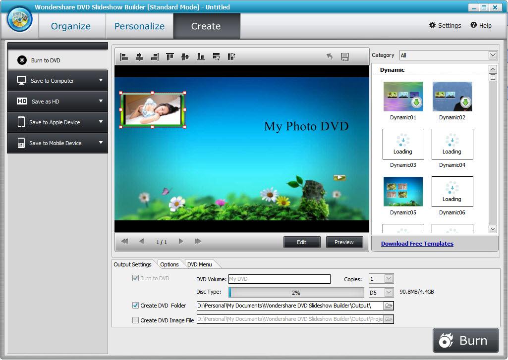 视频相册制作(DSB) 6.0.0.22 绿色版