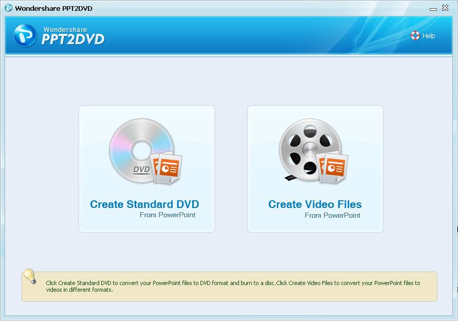 PPT转成DVD(PPT2DVD) 6.0.2.8 破解版