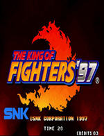 97拳皇(The King of Fighters 97) kfo97硬盘版