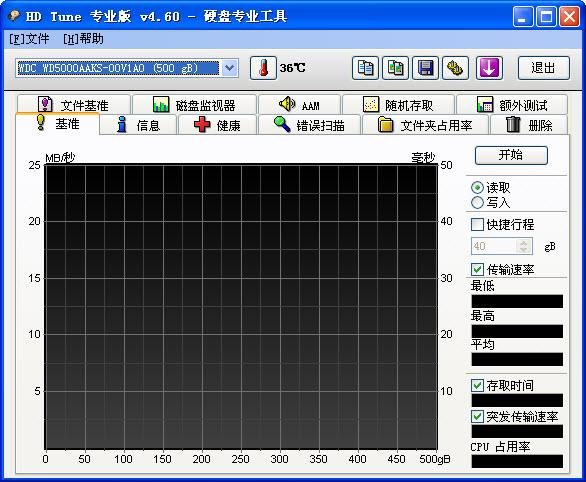 免费硬盘测速软件合集