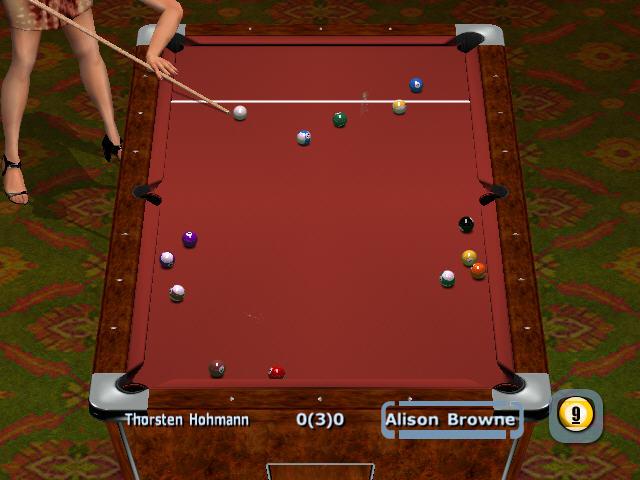 世界花式台球锦标赛2004 英文硬盘版