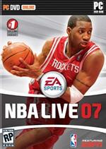 NBA Live 07[美国劲爆男篮2007]