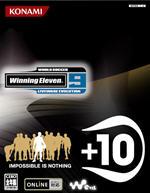 实况足球:胜利十一人9免安装硬盘版