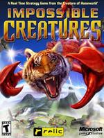 怪兽岛Impossible Creatures安装版