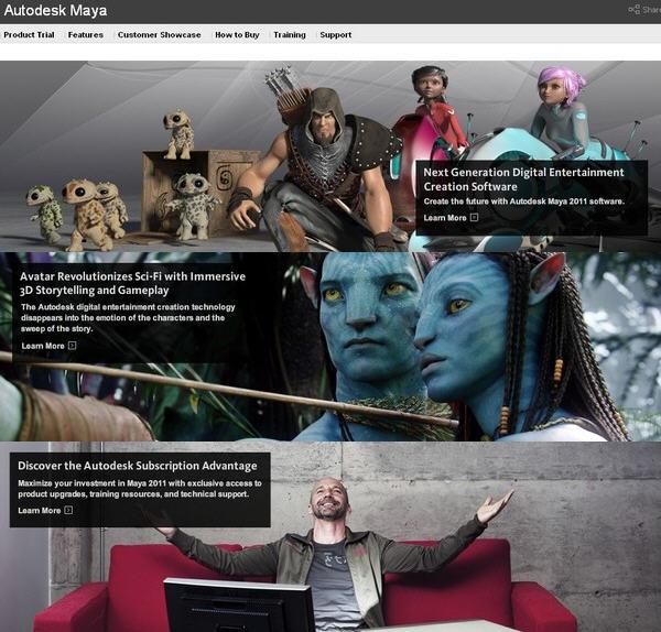 Autodesk Maya 2011 V2011 SP1