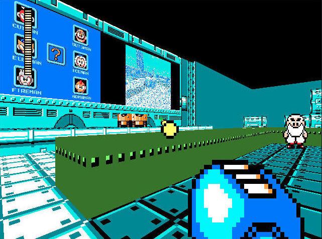 洛克人8-Bit竞技场 英文硬盘版
