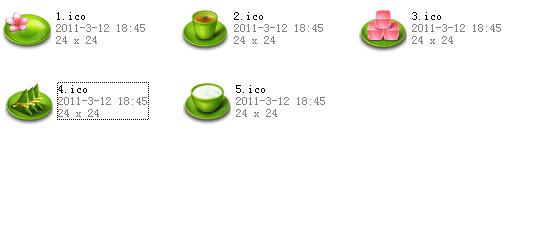 端午节节日桌面图标 正式版