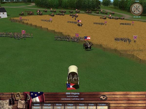 南北战争:第二次马纳萨斯之战 硬盘版
