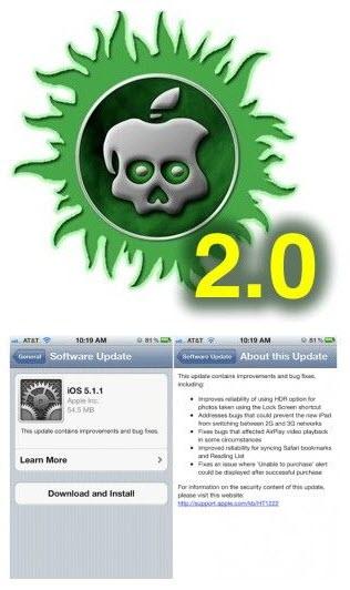 5.1.1完美越狱工具(Absinthe) 2.0.4 免费版