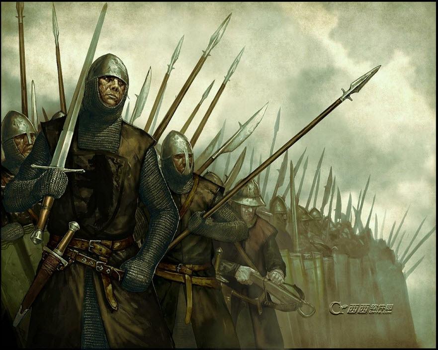 骑马与砍杀战团 1.168中文官方版
