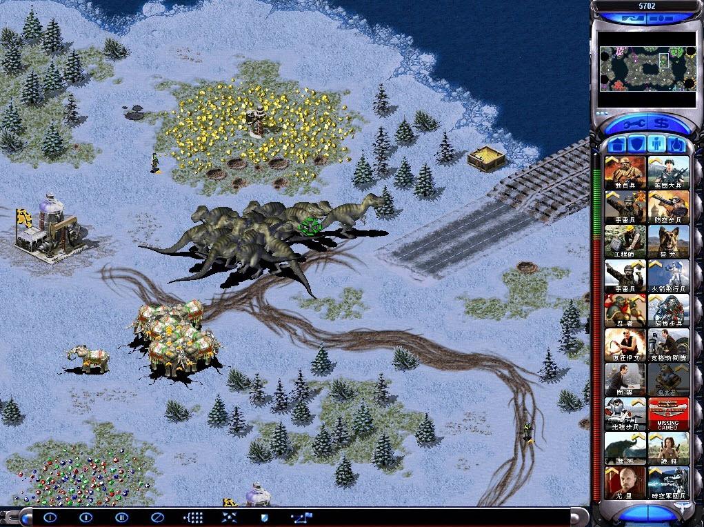 红警2任务包:侵略与反抗 20关