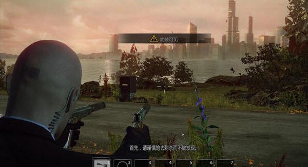 杀手5赦免中文版