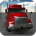 重型卡车停车3D