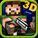 3D像素射击带数据包