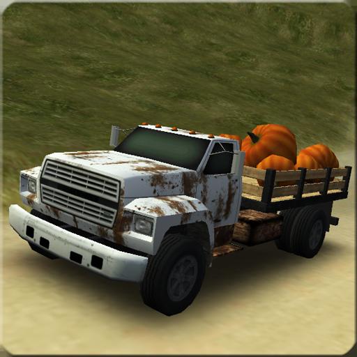 3D泥路货车(Dirt Road Trucker 3D)