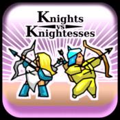男骑士PK女骑士1.0 ipad越狱版