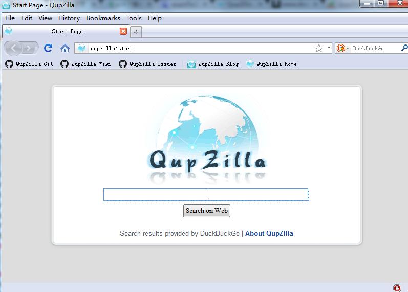 qupzilla浏览器下载2 2 5-西西软件下载