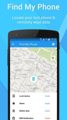 360手机卫士国际版 v3.7.2 官方最新版
