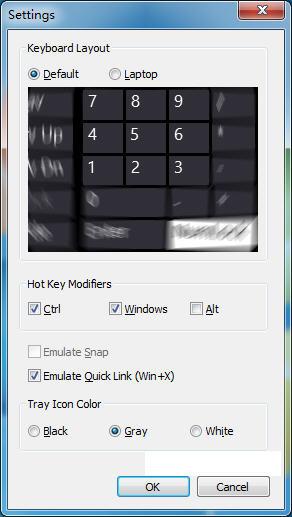 系统快捷键设置(Snap Plus) 免费版