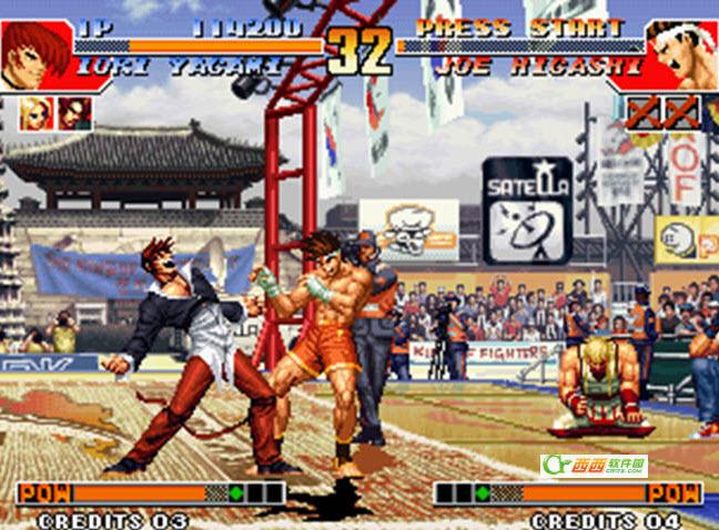 拳皇97大蛇版 加强版