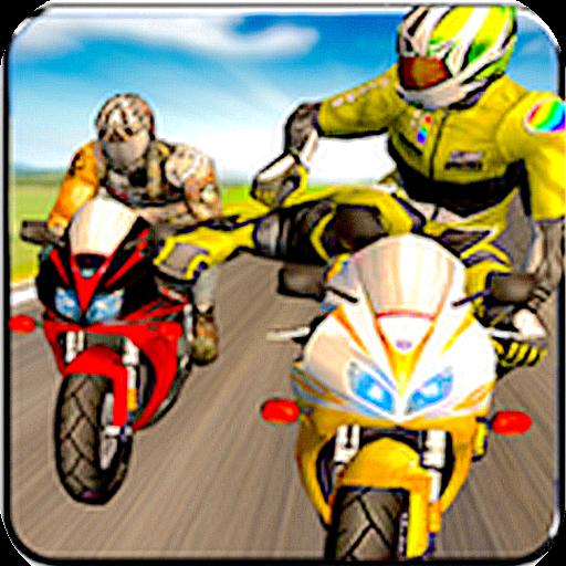 野蛮摩托赛车(暴力摩托类手游)v1.0.2 安卓版