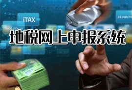 地税网上申报系统