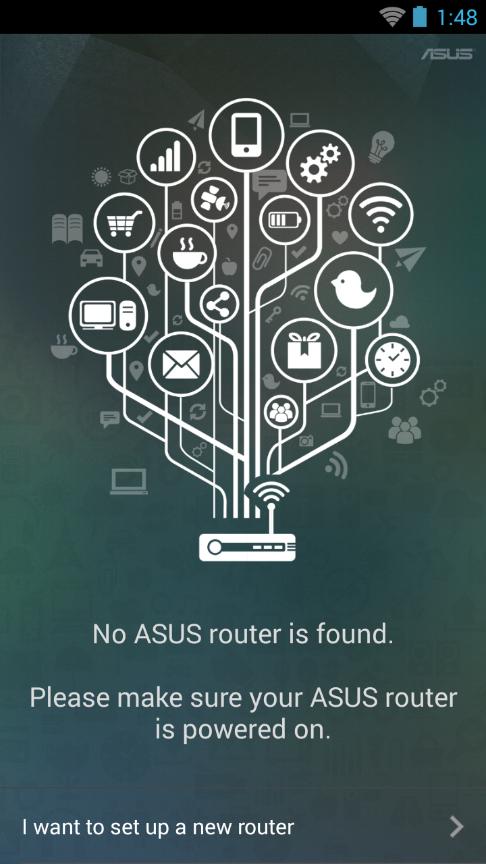 华硕路由器管理软件(ASUS Router) v1.0.0.2.61 官方安卓版