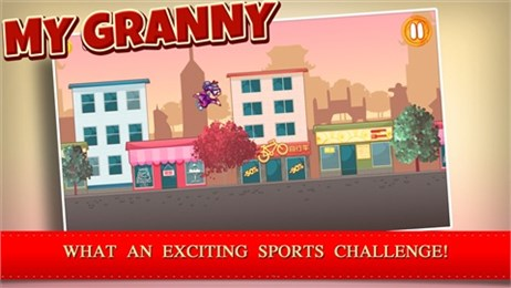 ...游戏apk下载 我的奶奶田径赛跑下载3.0安卓版 西西安卓游戏