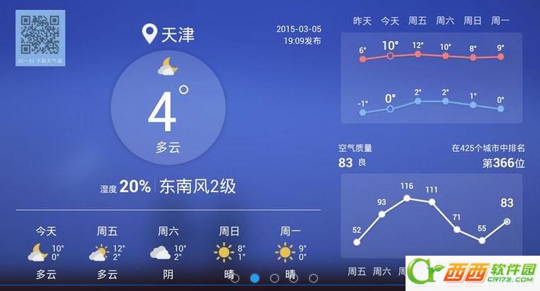 天气通 5.98 电视TV版