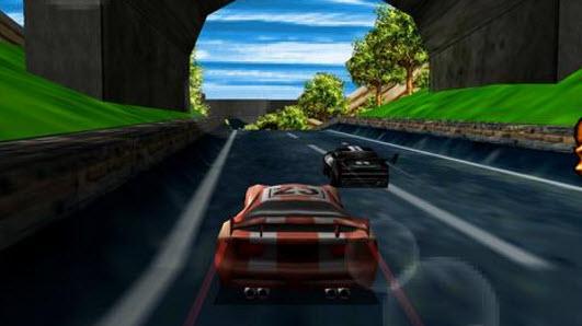 雷霆赛车tv版1.2.0 电视版截图1