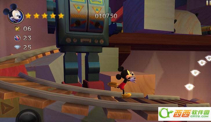 幻影城堡:米老鼠历险 电视TV版v1.2.1截图0