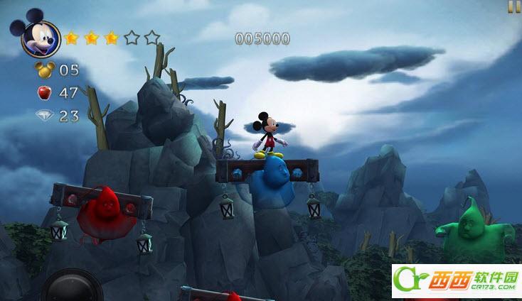 幻影城堡:米老鼠历险 电视TV版v1.2.1截图2