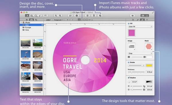 版式设计粘贴画-mac Mac版面设计软件 Printworks 下载V1.0.2官方最新版