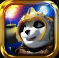 英雄熊猫暗黑之地破解版1.0 道具解锁版