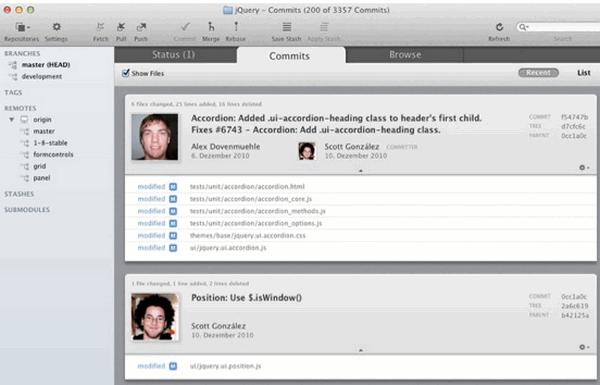 Git客户端(Tower Mac版) 2.6.3 官方版