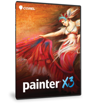 Corel Painter x3 mac版