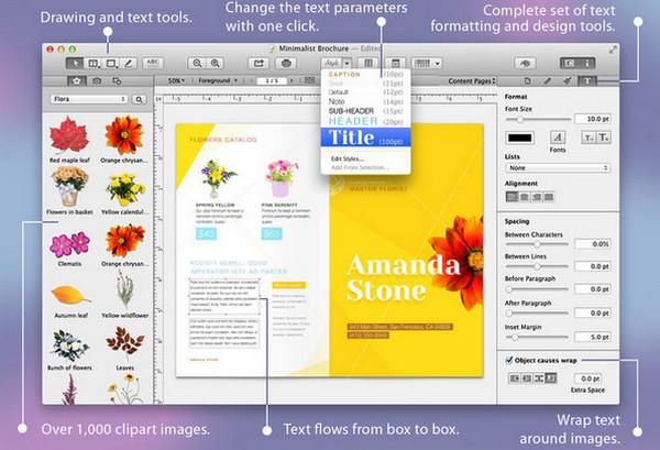 Mac printworks for Programma progettazione giardini gratis italiano