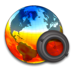 mac绘制地图软件(Panoply)