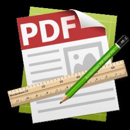 mac PDF文档编辑器(Wonders