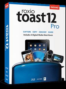 Mac刻录软件(Roxio Toast Titanium)