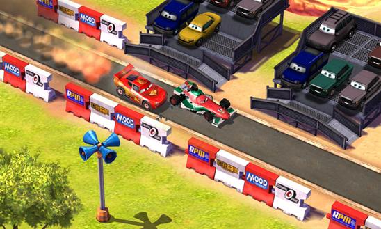 赛车总动员急速闪电wp手机版 v1.0.2.5