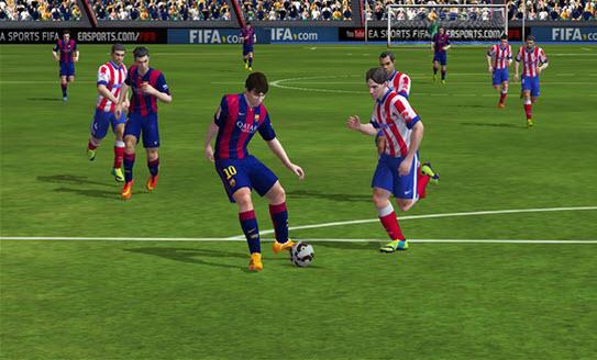 FIFA15: UTwp手机版 v1.4.0.0