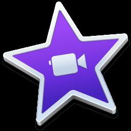 苹果视频剪辑软件(iMovie)