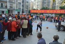 社区重阳节活动方案范文